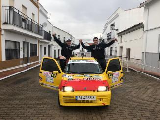 La Copa FEXA-RallyAl se consolida en el calendario extremeño