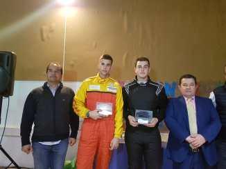 Víctor Colorado sumó la quinta victoria en la Copa FEXA-RallyAl