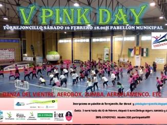 V Pink Day o cuando lo importante es pasar un sábado diferente