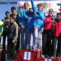 Grandes resultados del Club Atletismo Don Benito en el Campeonato de Extremadura de Campo a Través (1)