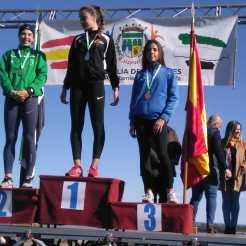 Grandes resultados del Club Atletismo Don Benito en el Campeonato de Extremadura de Campo a Través (2)