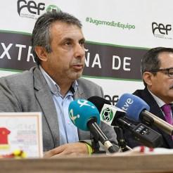 La Federación Extremeña de Fútbol y la Fundación Ícaro dan un nuevo impulso a su proyecto solidario de ayuda a la oncología infantil (3)