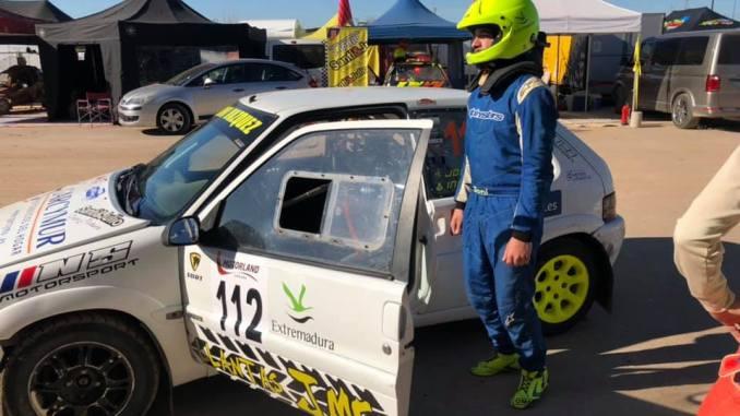 Jerez de los Caballeros estrena la temporada de Autocross