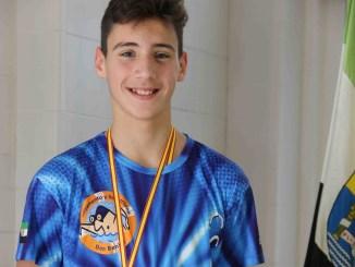 Carlos Nieto Cabeza será la única representación del Club calabazón