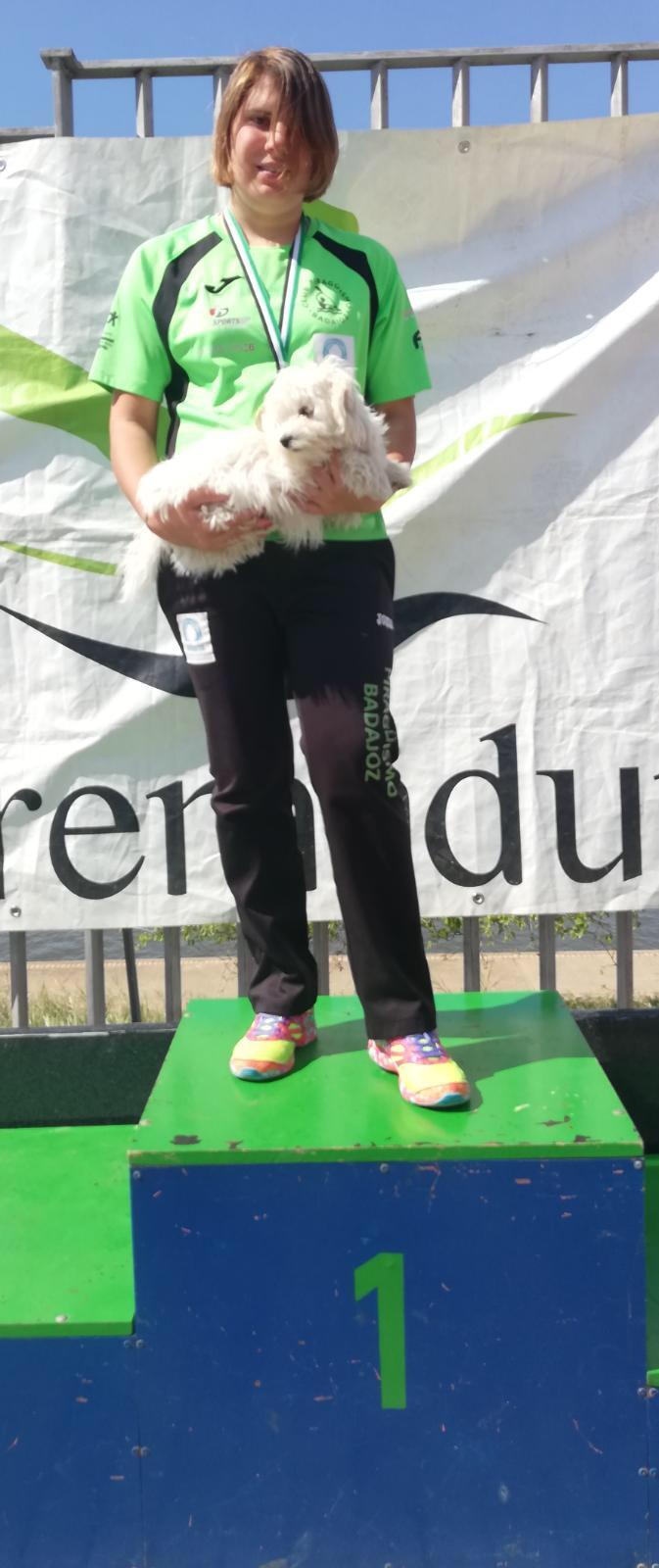 Primer puesto para Elena Ayuso en la II Regata Judex Maratón