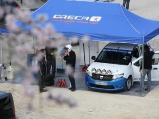 Quijada y Cuni Fernández participarán en la Copa Dacia Sandero