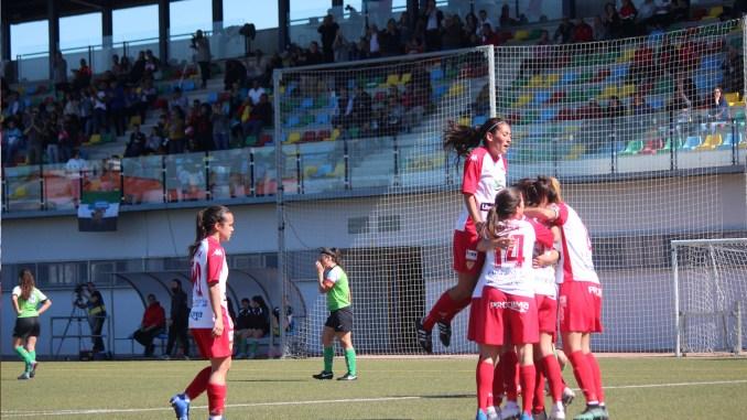 Vendaval de goles del Santa Teresa ante el Cáceres