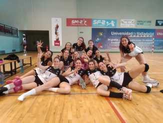 El Extremadura Arroyo vuela hacia el título de campeón tras su rotundo triunfo en Valladolid