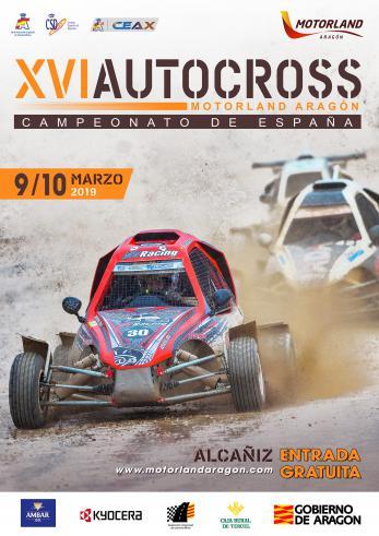 El inicio del nacional de Autocross tendrá acento extremeño