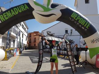 Resumen de la séptima edición de la Media Maratón por Montaña Subida al Camorro en Castañar de Ibor