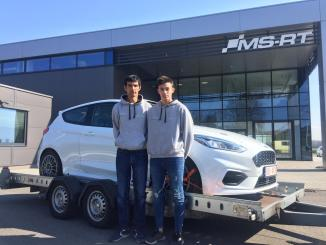El ERT adquiere el primer Fiesta R2T de M-Sport que llega a España