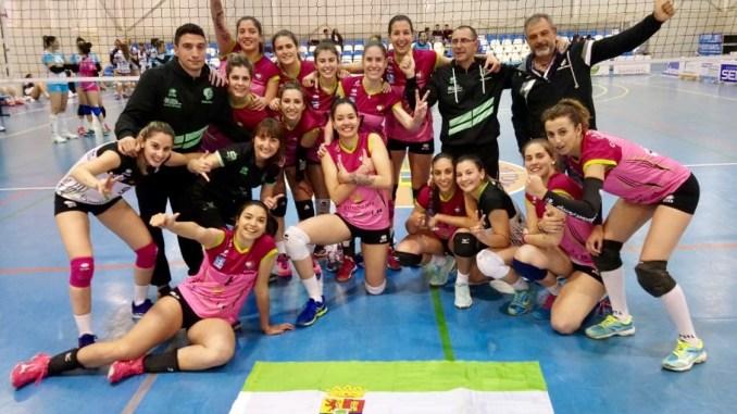 El Extremadura Arroyo da el primer paso hacia Superliga tras noquear (3-0) a Zalaeta
