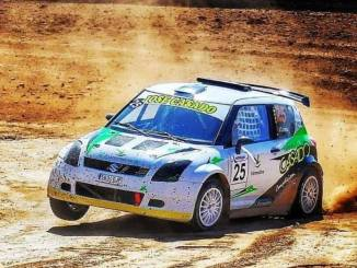 Cuatro vehículos con presencia extremeña acudirán a Lleida, segunda parada del nacional de Autocross