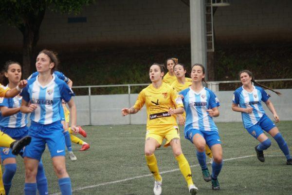 Importante victoria del Liberbank Santa Teresa Badajoz en Málaga