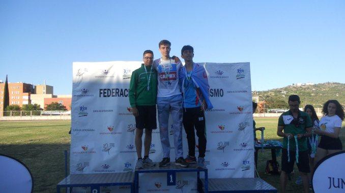 28 medallas del CAPEX en el Campeonato de Extremadura Judex