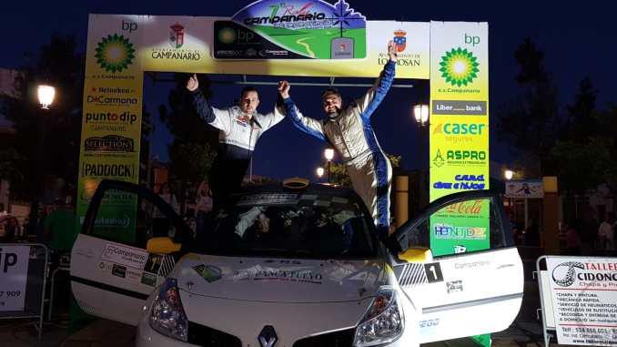 Noriego y Canelo repiten triunfo en Campanario