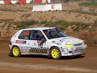 Primer puesto en la categoría Off Road Series y octavo de la general de la División II para Vázquez en el Autocross de Esplús