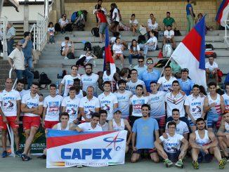 La primera división masculina para el CAPEX arranca en VIGO