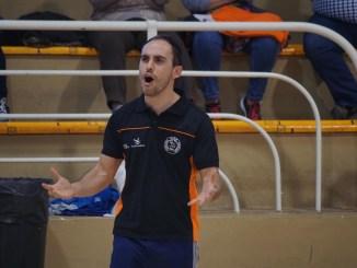 Los técnicos Nacho González y Diego Goujon seguirán dirigiendo al Extremadura Aparthotel MM Badajoz