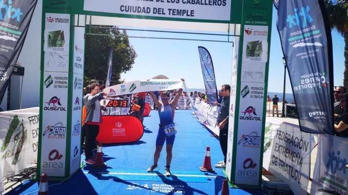 Remedios Mendoza, estará en el Campeonato de España de Duatlón Cross