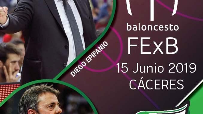 Cáceres acoge la IX edición del CLINIC de Entrenadores Extremadura