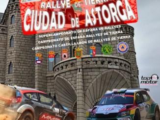 Representación extremeña en el Rallye de Astorga
