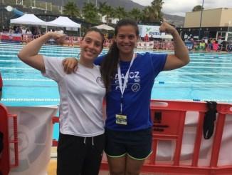 Julia Benito de Tena nuevo récord de España y clasificada para el MUNDIAL, en Londres