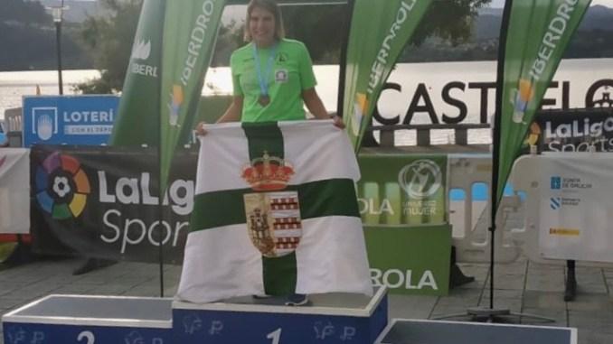 Oro de Elena Ayuso en Galicia en la Copa de España Maratón
