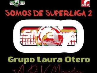 GRUPO LAURA OTERO estará en Superliga2 Masculina 2019-2020