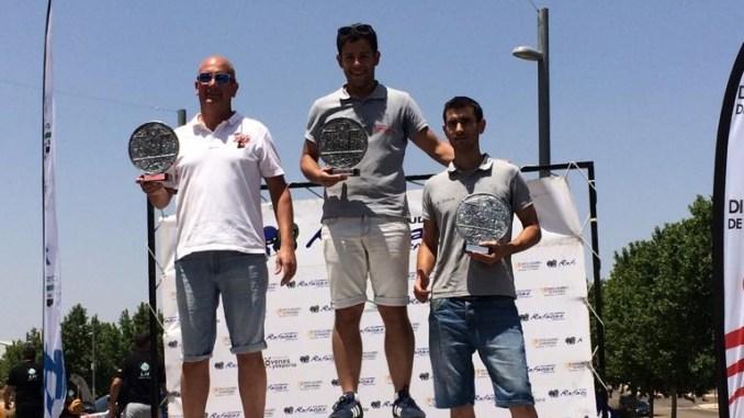 José Joaquín Gómez Garrido vencedor del XI Slalom Ráfagas Racing