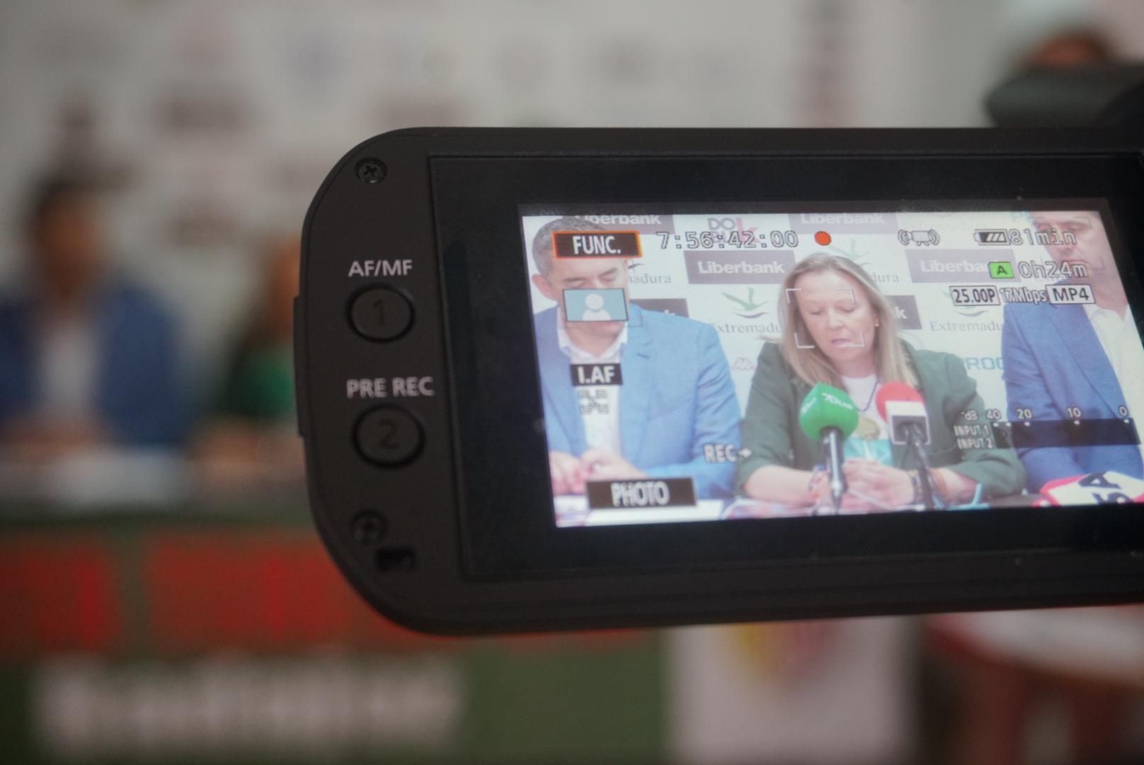 """La Women's Cup Ciudad de Badajoz celebra su novena edición """"con mucho orgullo"""""""