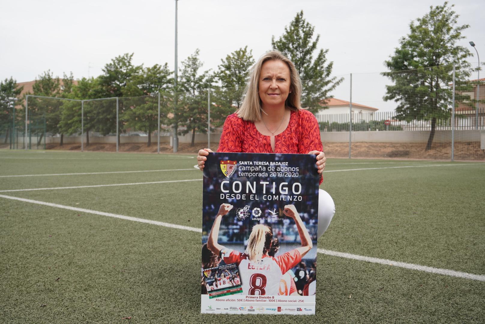 El Santa Teresa Badajoz presenta su campaña 2019/2020