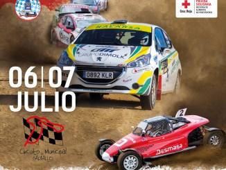 La localidad coruñesa de Carballo acoge la quinta cita del nacional de Autocross