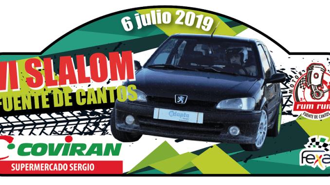 Fuente de Cantos nueva cita del regional de slalom
