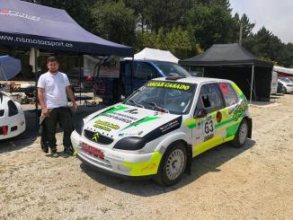 Jornada complicada para los extremeños en el Autocross de Carballo
