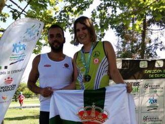 Elena Ayuso acaba primera en el Internacional de Mérida