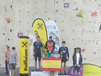 Alberto Ginés López consigue el oro en la última prueba de la Copa de Europa