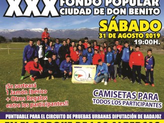 Esta tarde XXX Fondo Popular Ciudad de Don Benito
