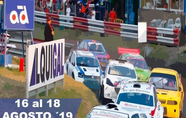 Extremeños con opciones en el Autocross Arteixo
