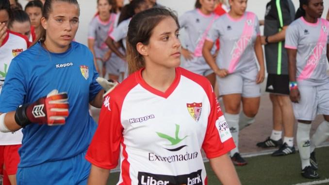 Presentación de la plantilla del Liberbank Santa Teresa Badajoz
