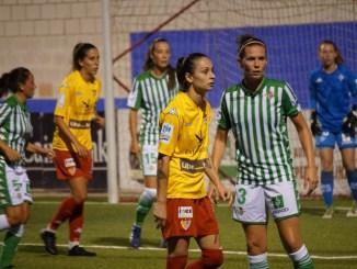 Gran partido del Santa Teresa Badajoz en la derrota por la mínima ante el Betis | 2-1
