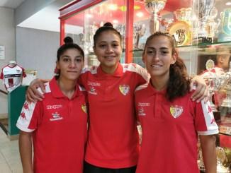 Derya Arhan y Fernanda Pinilla repiten convocatoria y Nayadet López se estrena con Chile