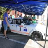 Hoy comienza el VII Rallye de Extremadura Histórico