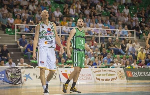 Las dudas pueden con el Cáceres en el estreno frente a Huesca