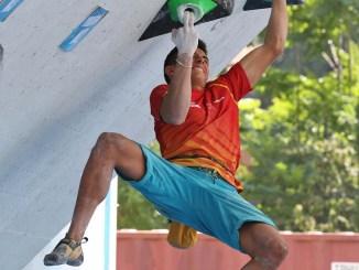Alberto Ginés consigue dos bronces en el Campeonato del Mundo Juvenil celebrado en Arco (Italia) en la Categoría Youth A