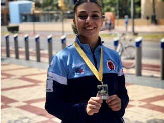 Marta García gana la Liga Nacional de Karate Sub21