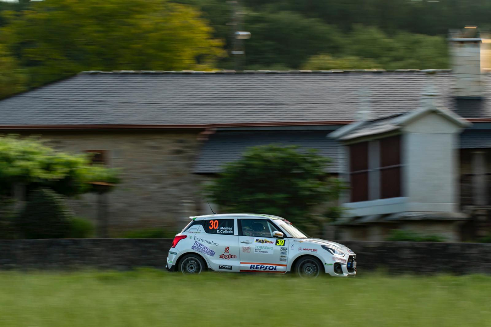 El Rally Princesa de Asturias pondrá a prueba a Montes y Collado