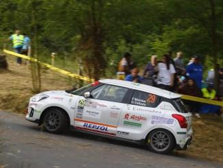 Los extremeños solventaron sin incidencias el Rallye de Llanes