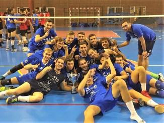 El Extremadura Cáceres Patrimonio de la Humanidad intentará revalidar el Trofeo de Voleibol Élite Diputación de Badajoz