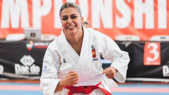 Marta García es campeona del mundo